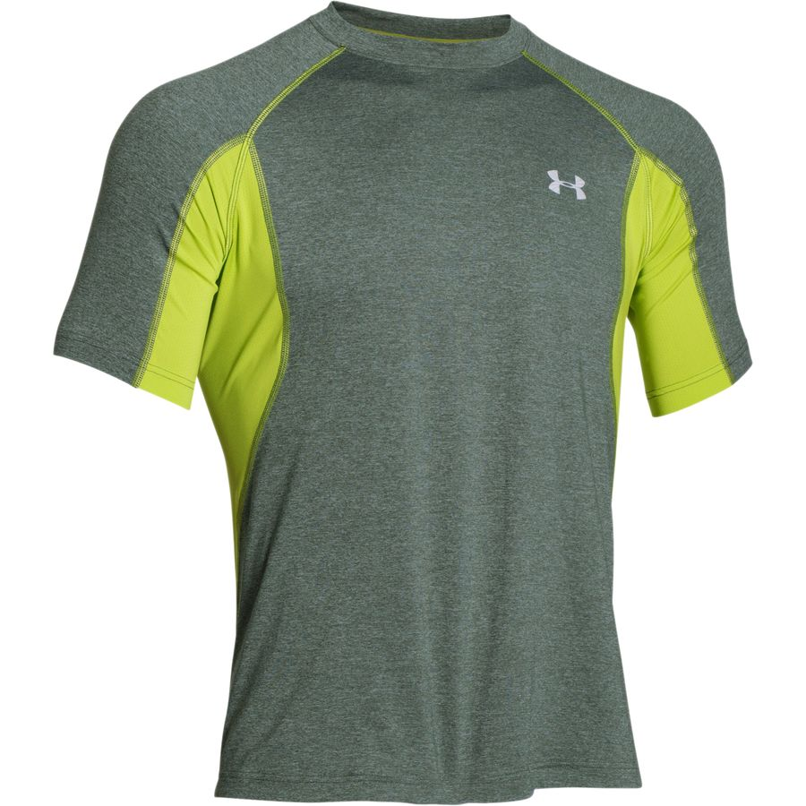 Under Armour Coolswitch Trail Shirt - Short-Sleeve - Men's