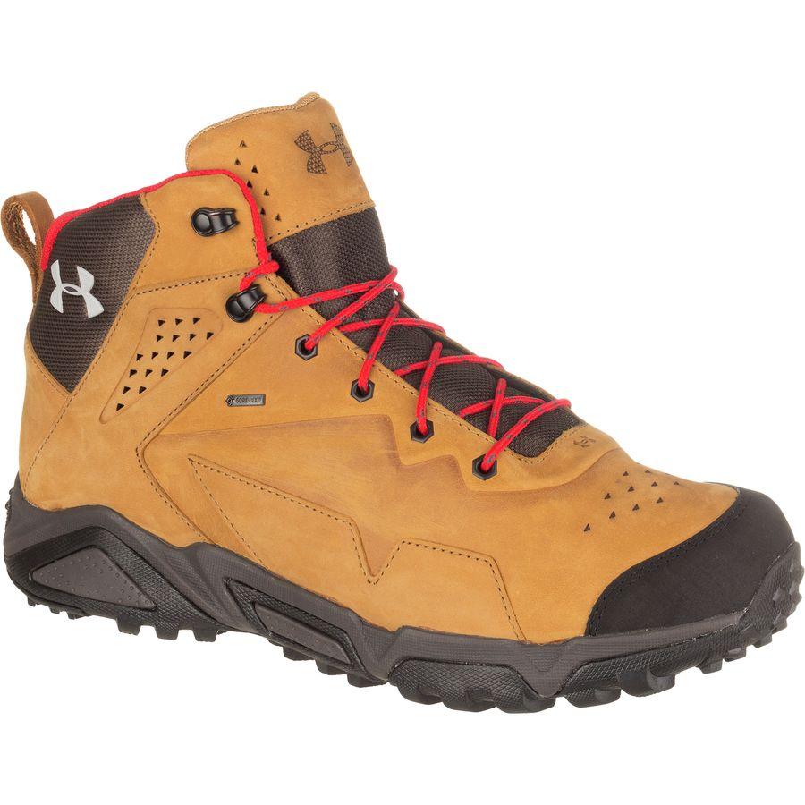 armour tabor ridge leather hiking boot s