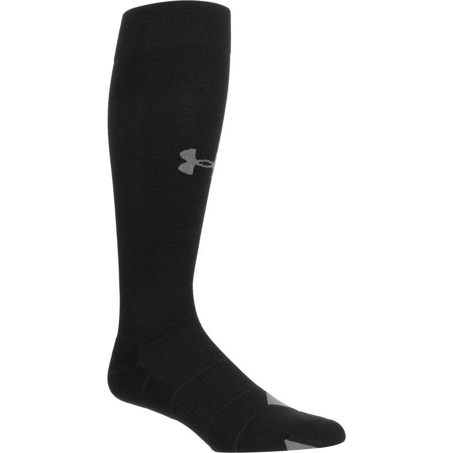 Under Armour UA Run Reflectve Over-The-Calf Sock
