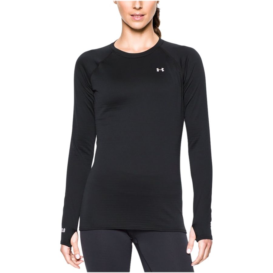 Under Armour Base 1.0 Crew - Womens