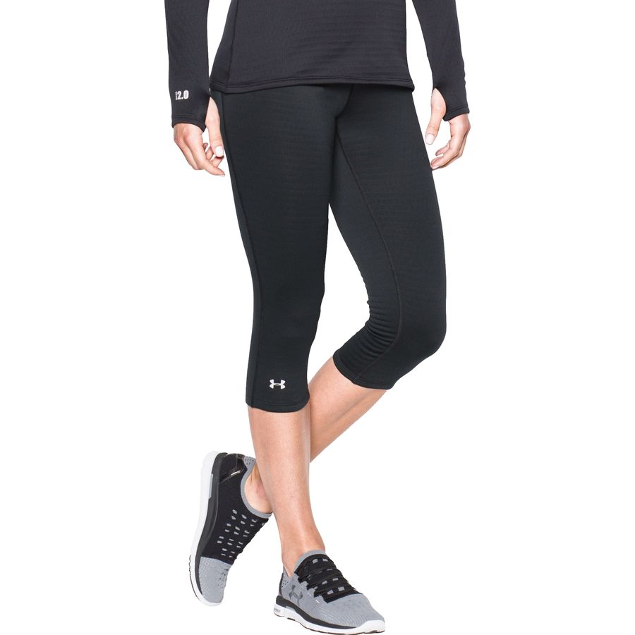 Under Armour Base 2.0 3/4 Legging - Womens