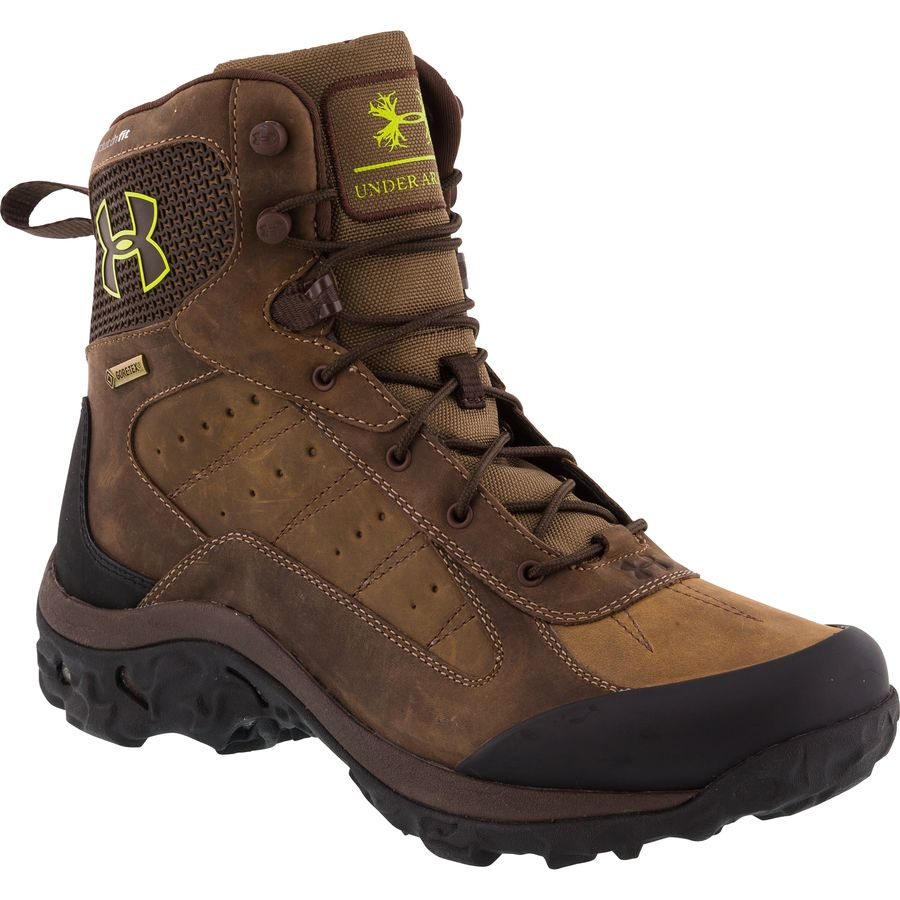 Under Armour Wall Hanger Leather Hiking Boot - Mens
