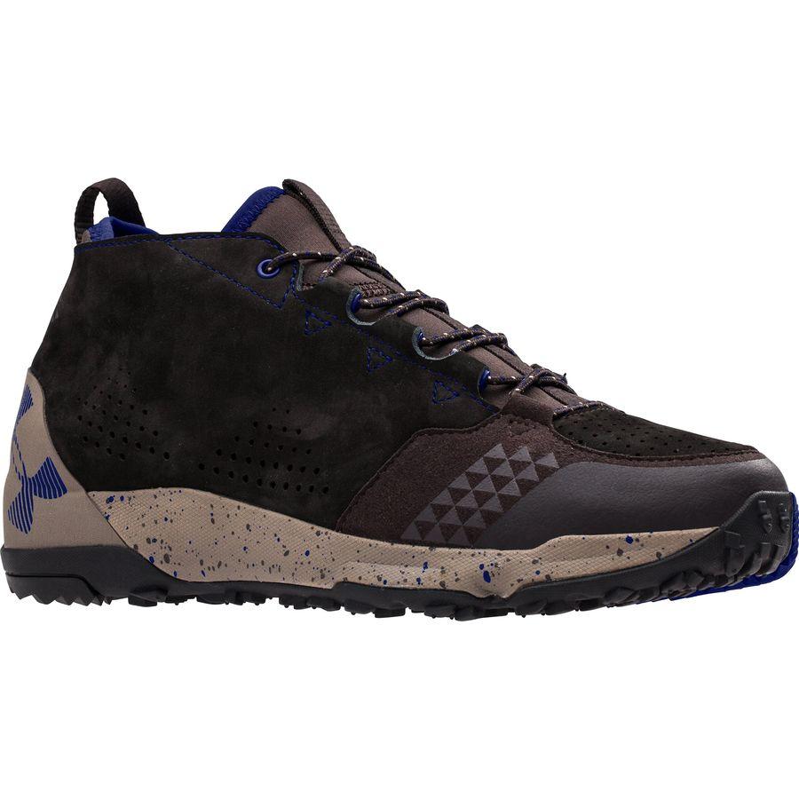 Under Armour Burnt River Leather Shoe - Men's