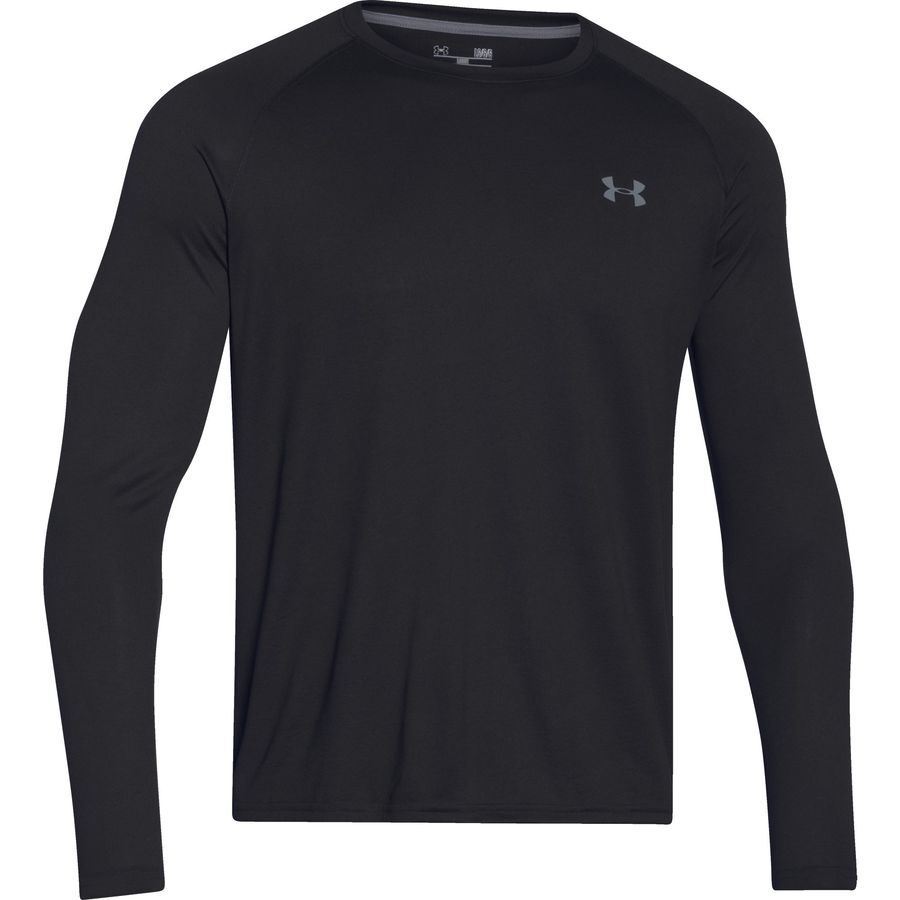 Under Armour Tech Long-Sleeve Shirt - Mens