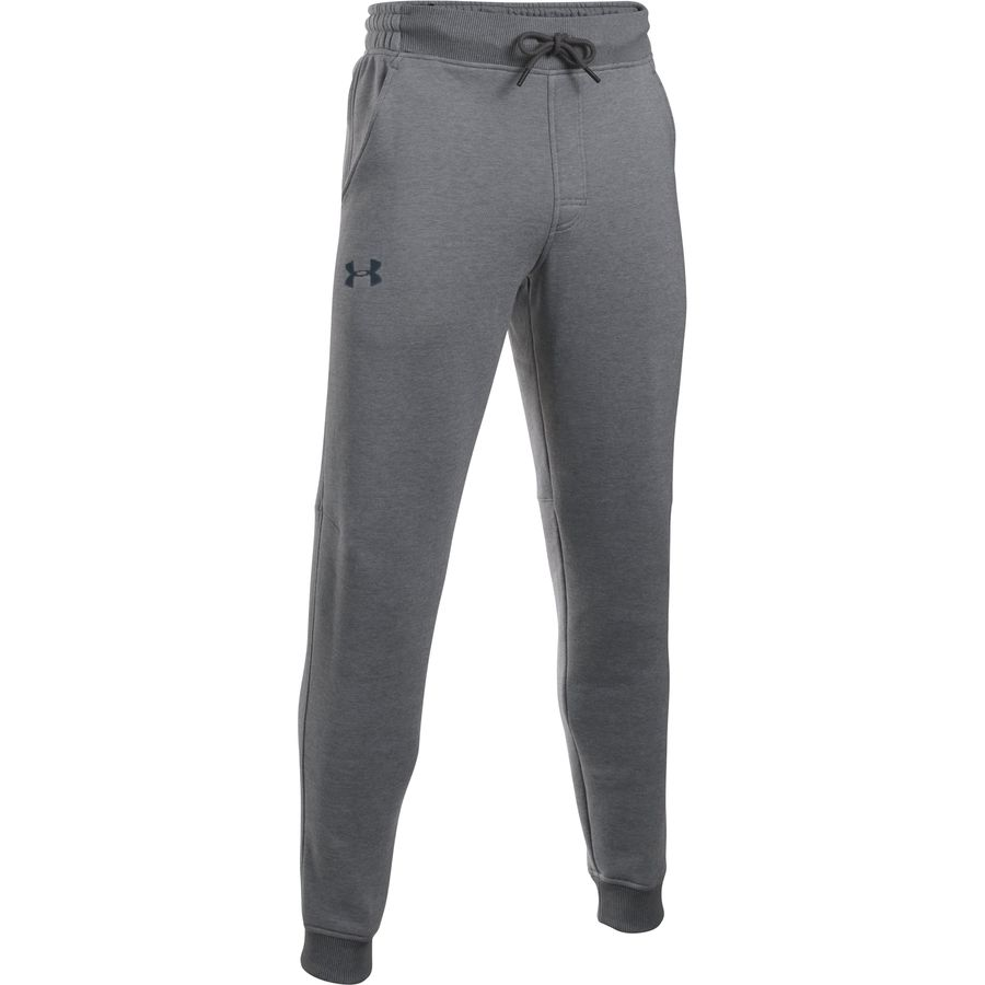 Under Armour Rival Cotton Novelty Jogger Pant - Mens