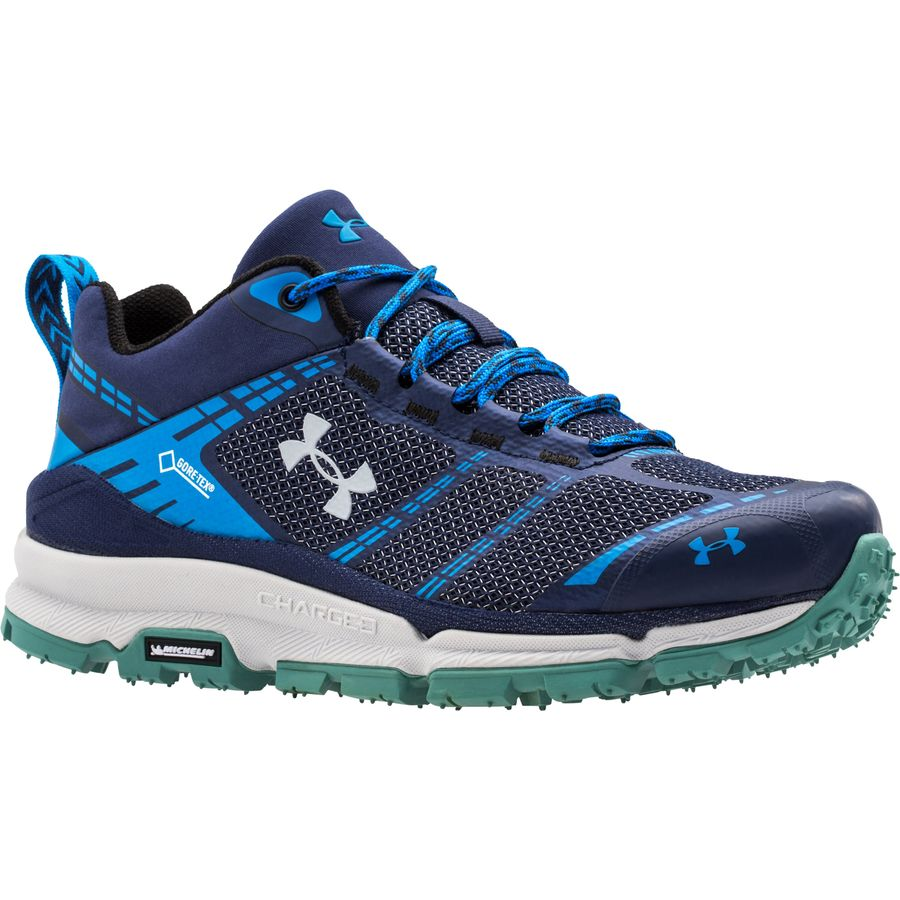 Under Armour Verge Low GTX Hiking Shoe - Womens