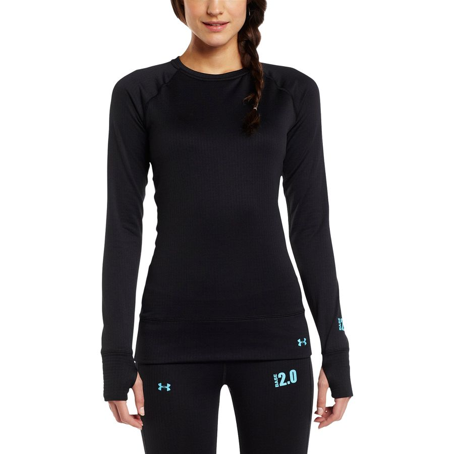 Under Armour Base 2.0 Crew Top - Women's