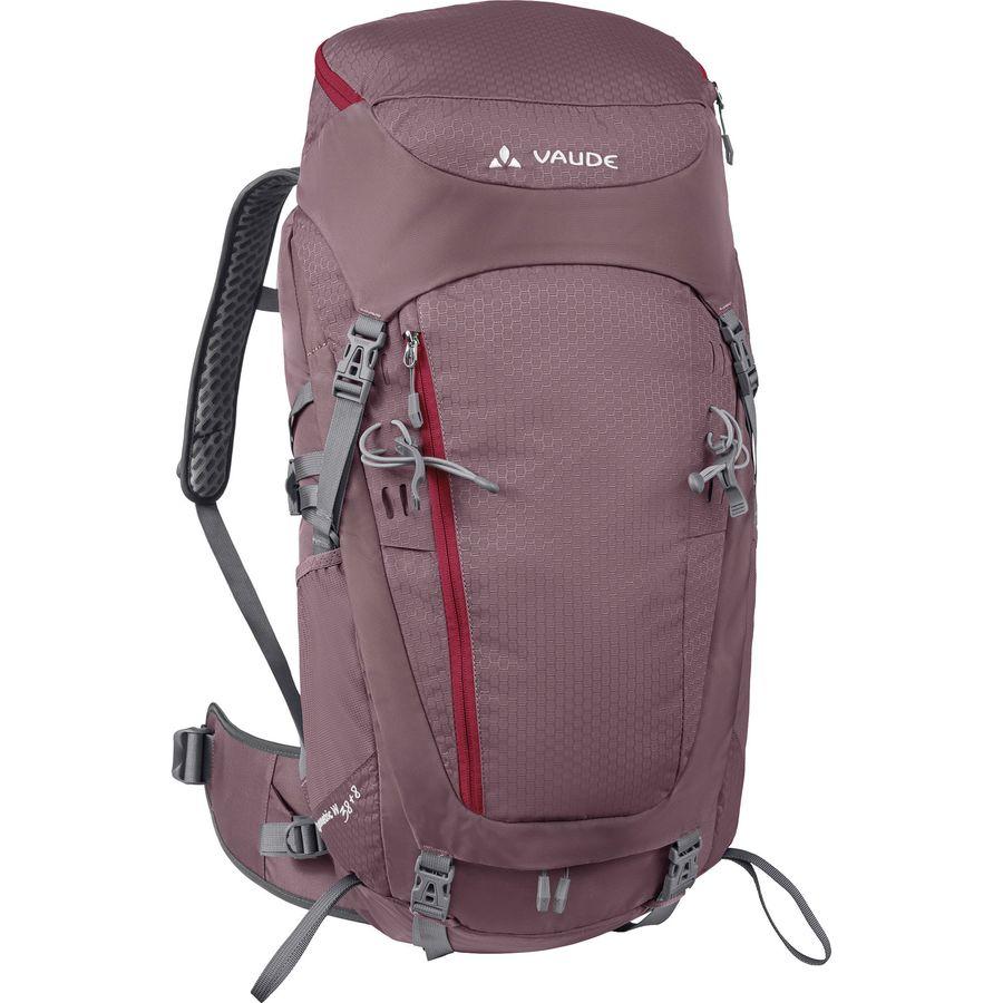 Vaude Asymmetric 38 + 8 Backpack - 2319cu in - Women's - 2016