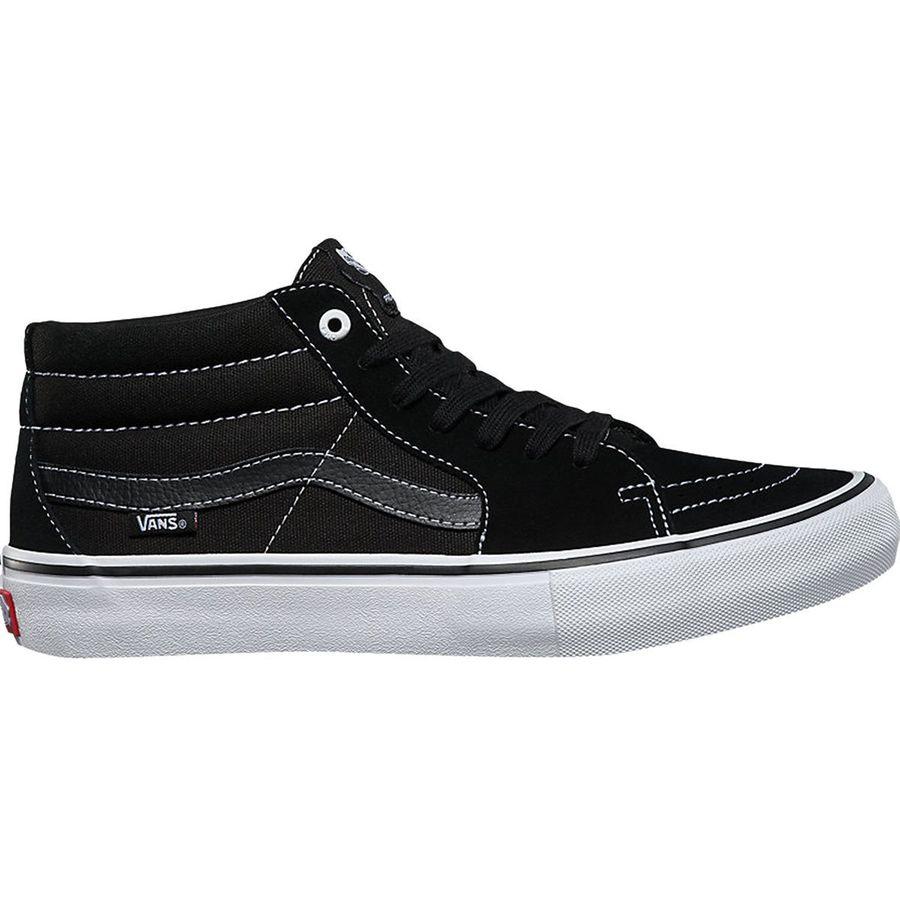 Vans SK8-Mid Pro Skate Shoe - Mens