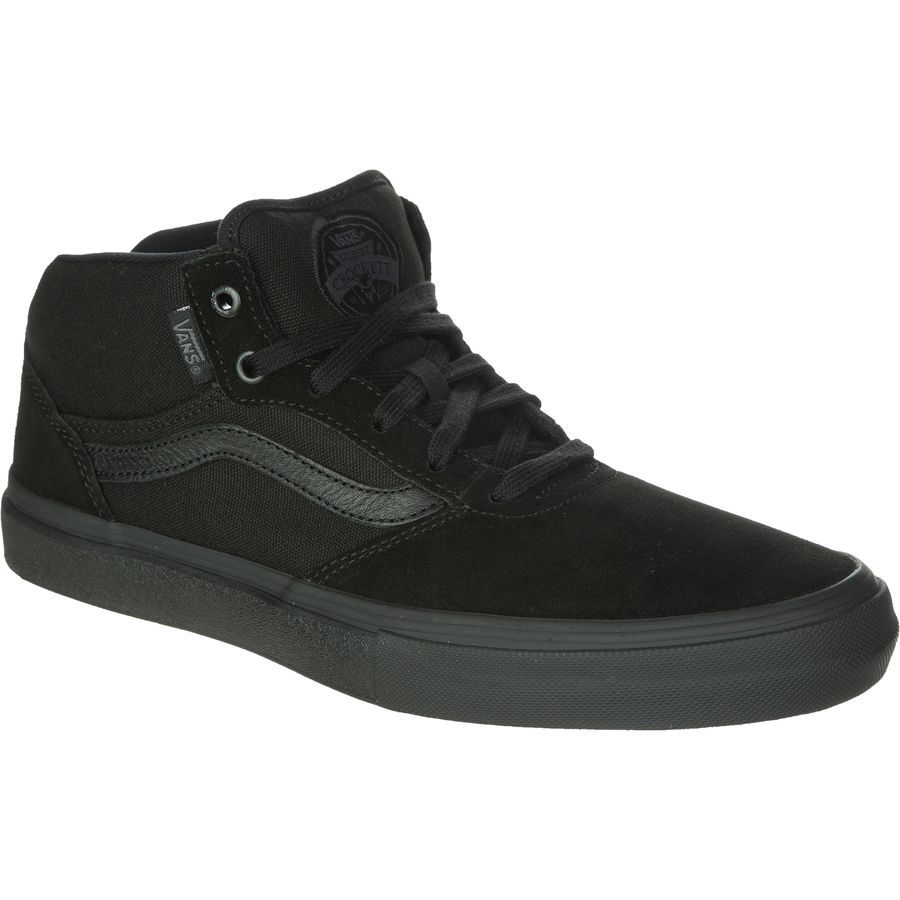 Vans Gilbert Crockett Pro Mid Skate Shoe - Mens