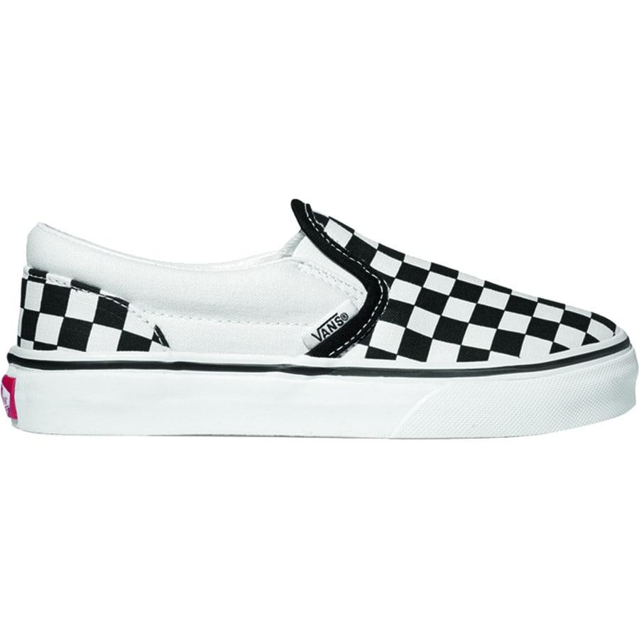 vans classic slip on skate shoe boys backcountry