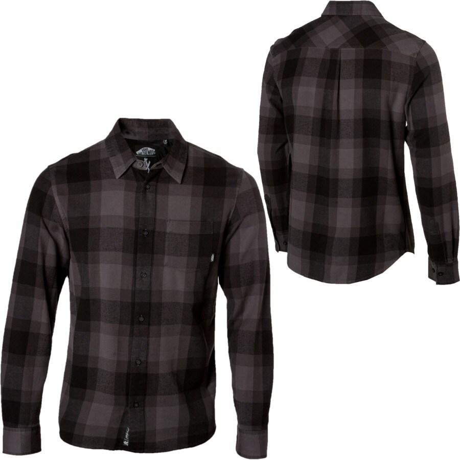 vans mens shirts