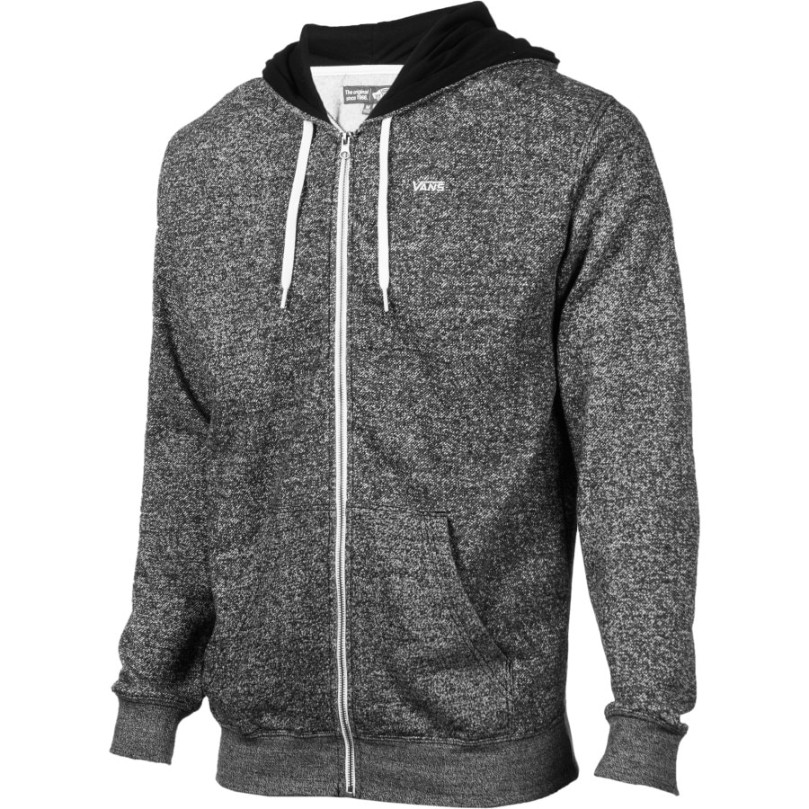 Vans Core Basics II Full-Zip Hoodie - Men's | Backcountry.com