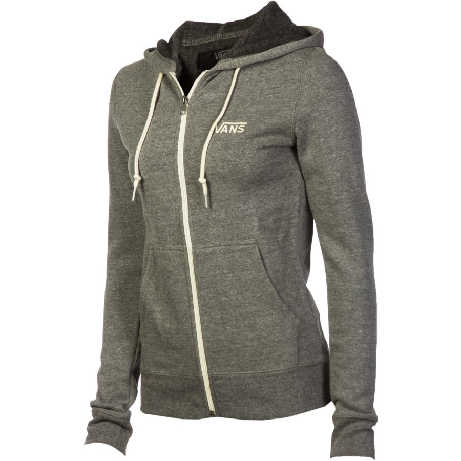 Vans Classic Fleece Full-Zip Hoodie - Women's | Backcountry.com