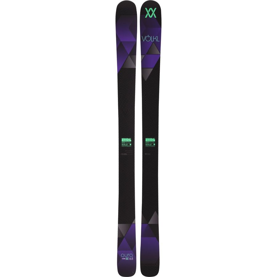 Womens Fat Skis 45