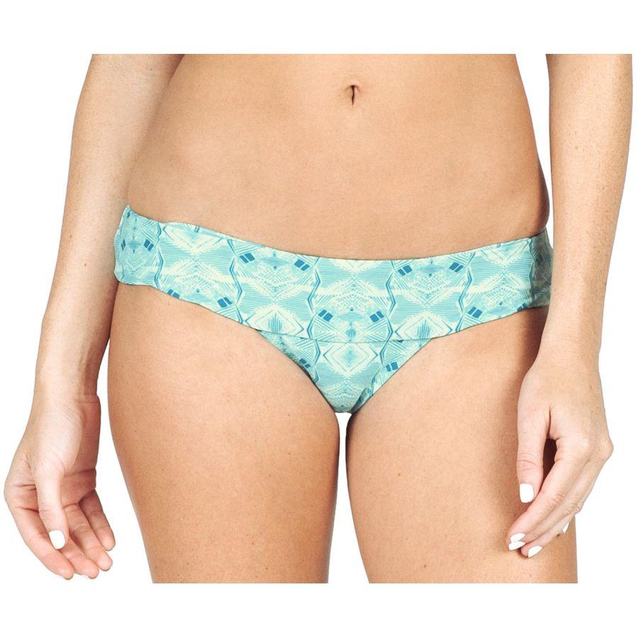 Volcom Day Tripper Modest Bikini Bottom - Womens