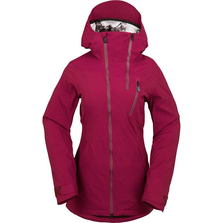 Volcom V Insulated Gore Stretch Jacket - Womens