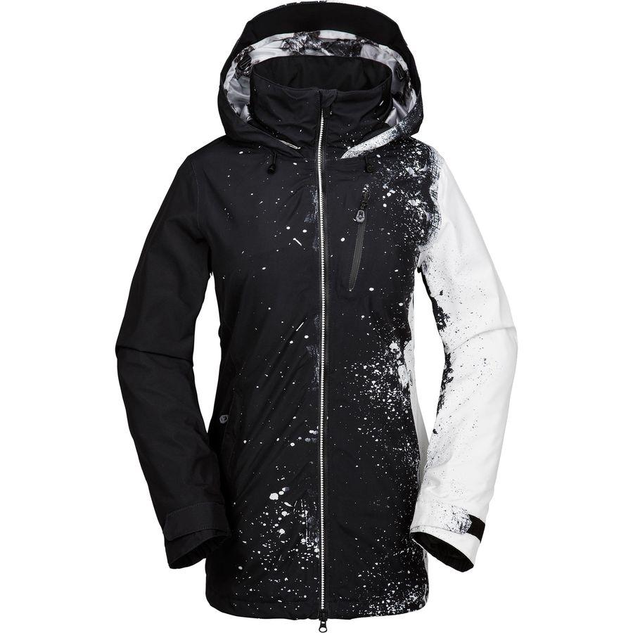 volcom colt gore tex jacket women 39 s. Black Bedroom Furniture Sets. Home Design Ideas