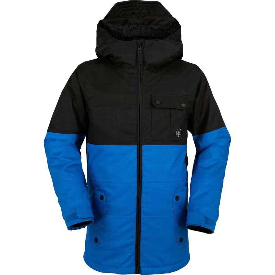 Volcom Cascade Insulated Jacket - Boys'