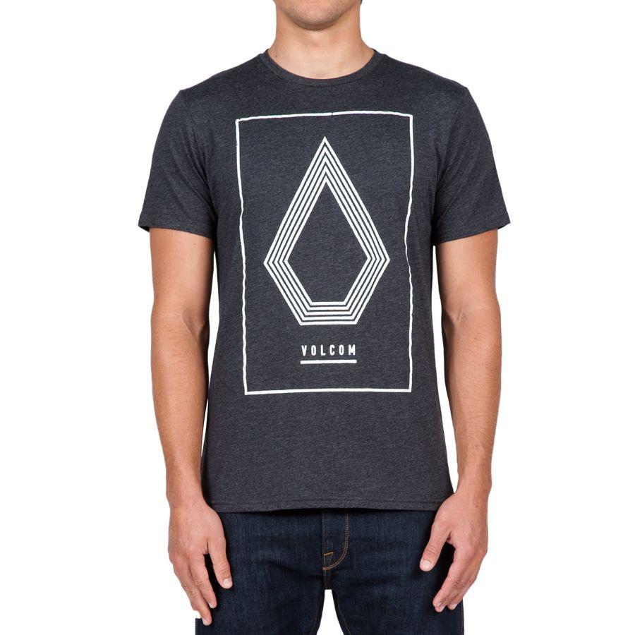 Line Art Shirt : Volcom line art t shirt men s backcountry