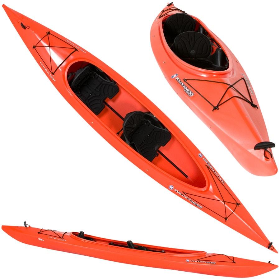 Wilderness Systems Pamlico 145t Tandem Recreation Kayak