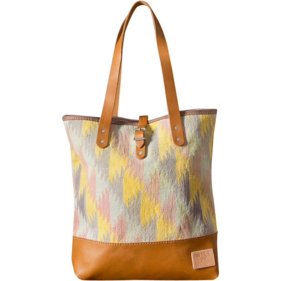 Will Leather Goods Dhurrie Tote