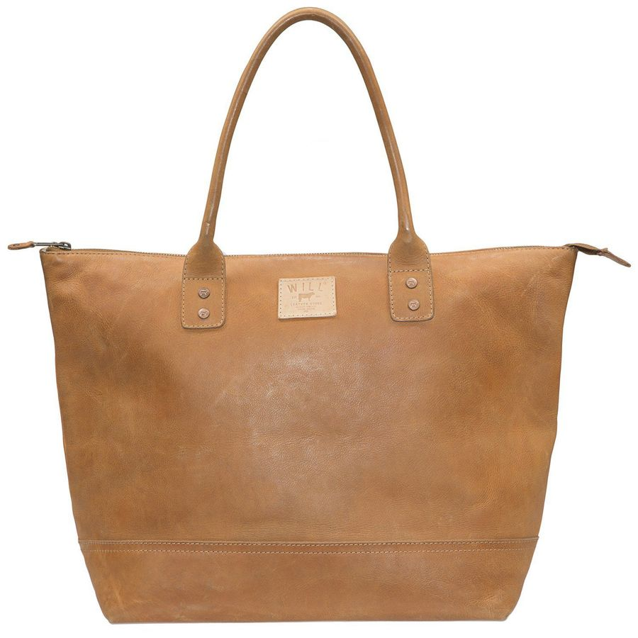Will Leather Goods All Leather Getaway Tote