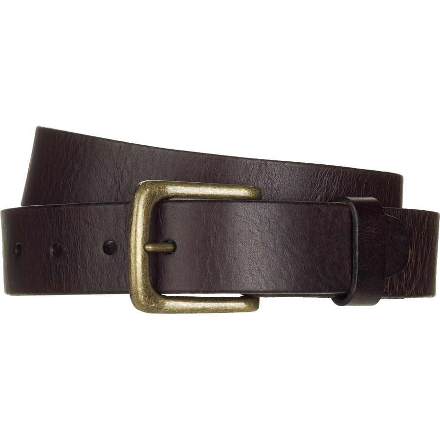 will leather goods luxe belt backcountry