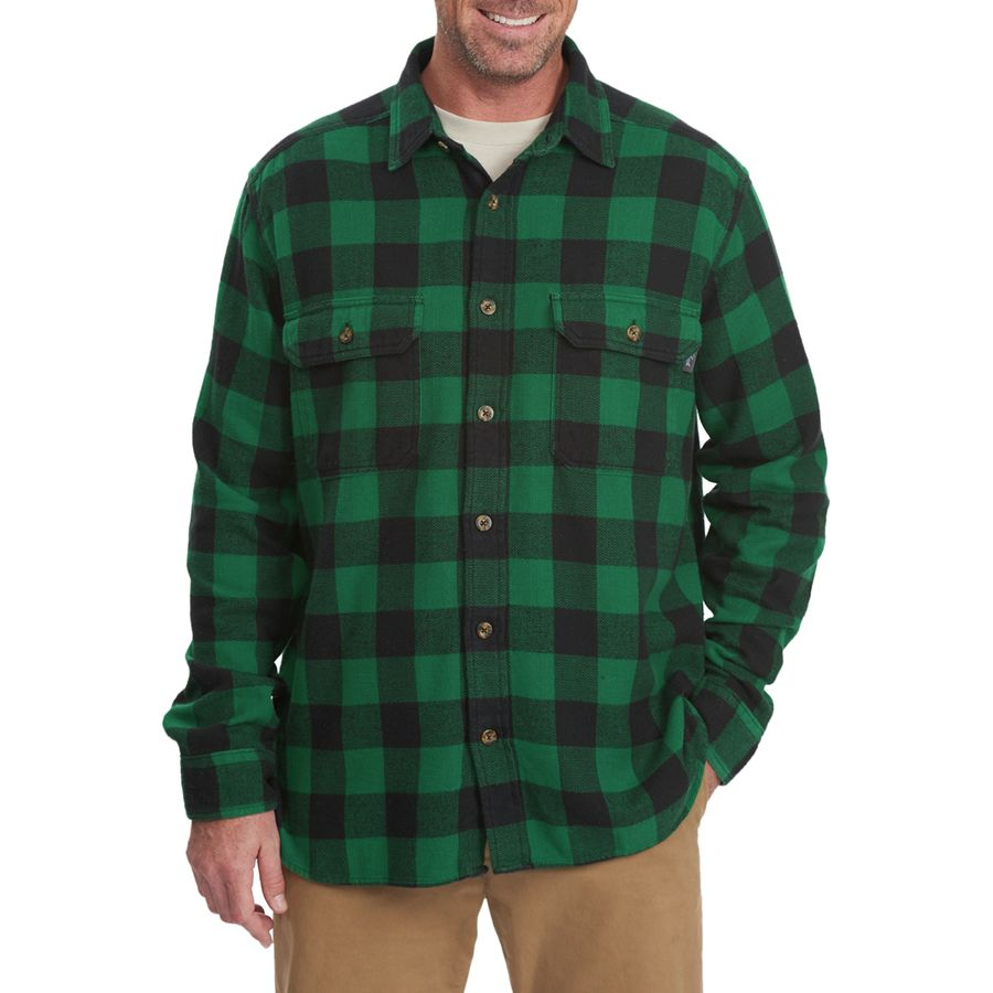 Men's Flannel Shirts. Check out our selection of men's plaid flannels and match your new look with a pair of men's jeans. For other winter lifesavers, check out our vests for men, guys' hoodies, and men's sweaters. Refine Your Results By: Clear All Filters. Shop MEN.