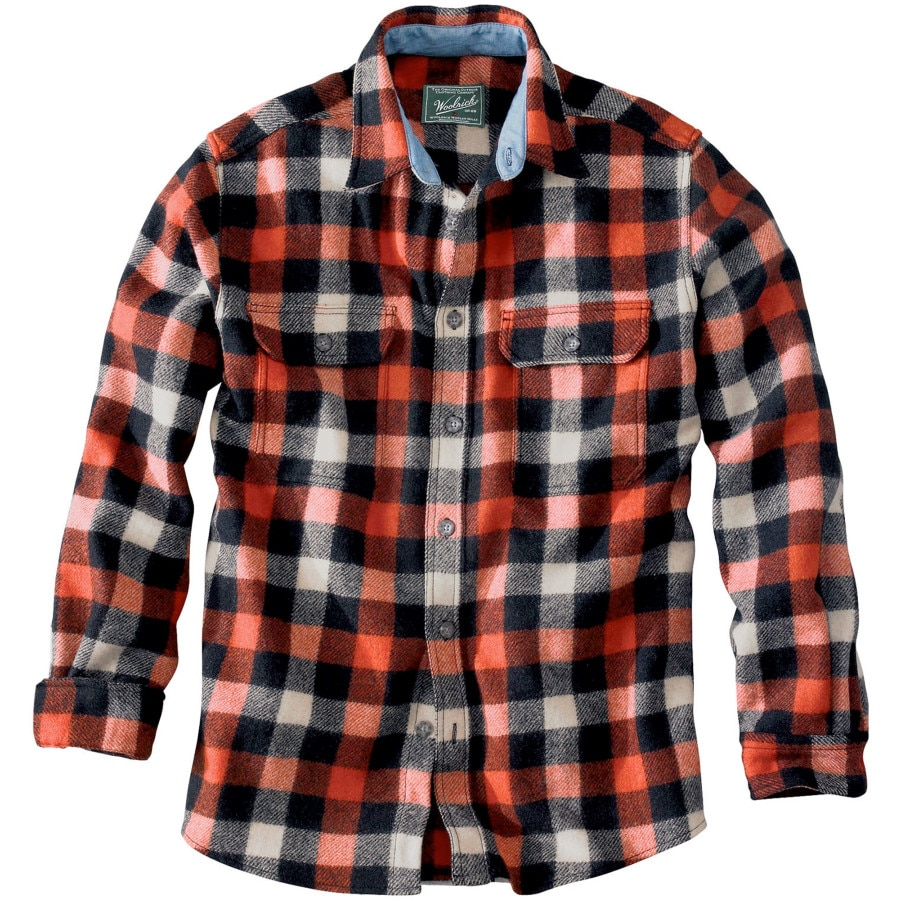 Women's Buffalo Check Flannel Shirt Pebble-washed for extra comfort, our midweight % cotton flannel shirt is a wardrobe essential throughout the fall and winter months. Customers consistently praise this flannel shirt's traditional styling, comfort, and warmth.