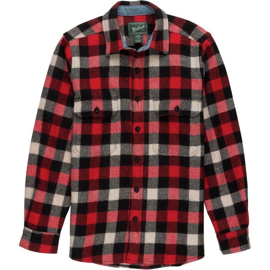 Woolrich Wool Buffalo Modern Shirt Men 39 S