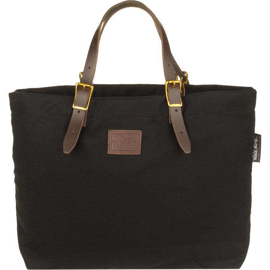 Woolrich x Frost River Shoulder Tote