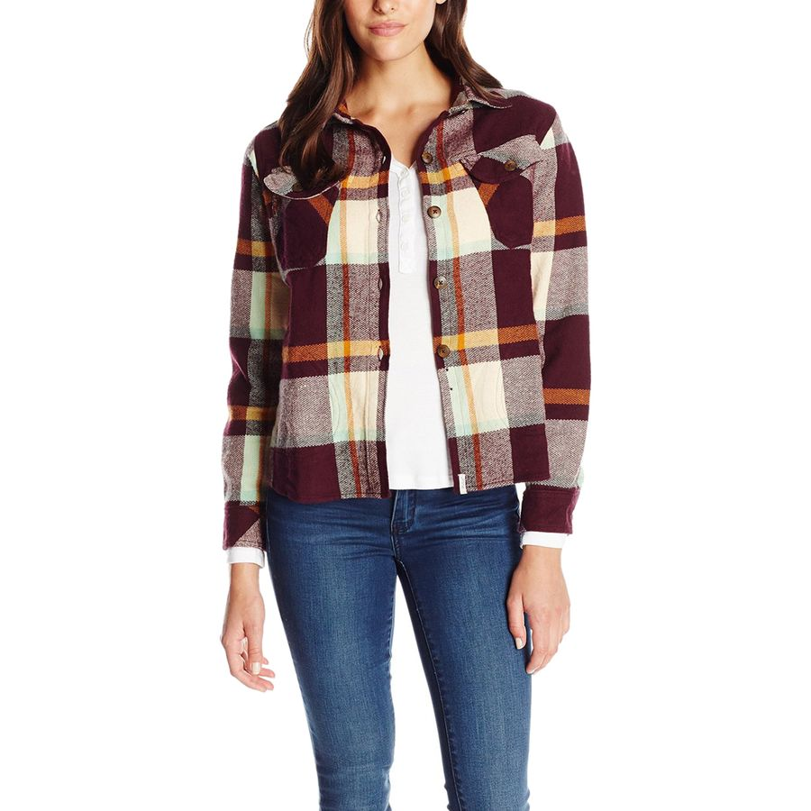 woolrich oxbow bend shirt jacket women 39 s. Black Bedroom Furniture Sets. Home Design Ideas