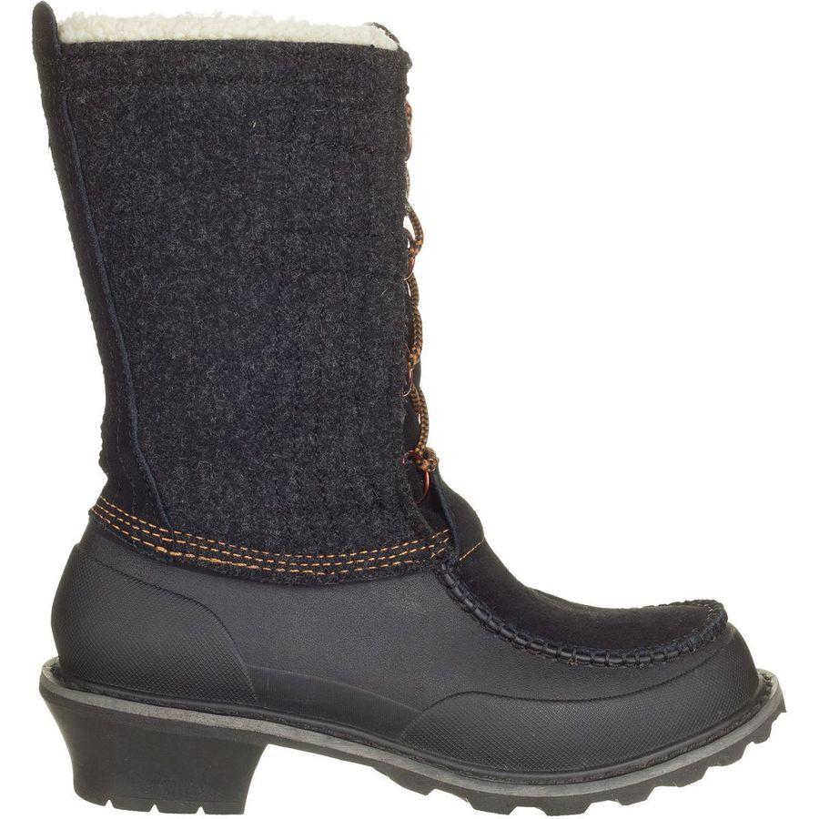Woolrich Footwear Fully Wooly Lace Boot - Womens