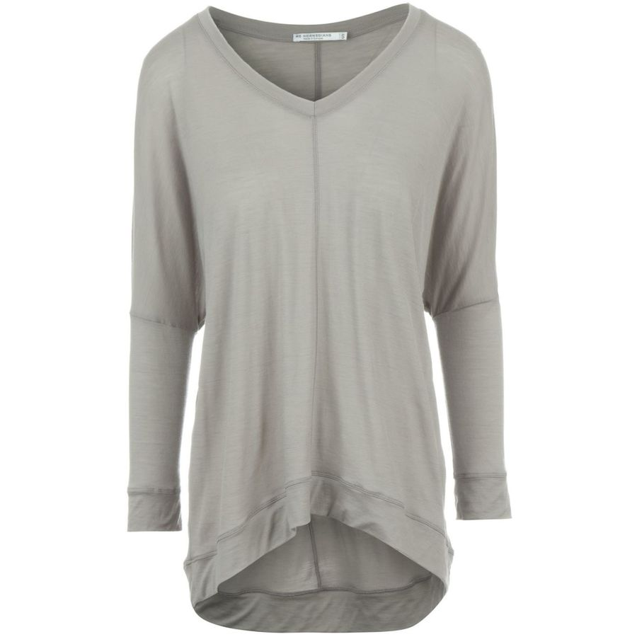 We Norwegians Base One Oversized Shirt - Long-Sleeve - Womens
