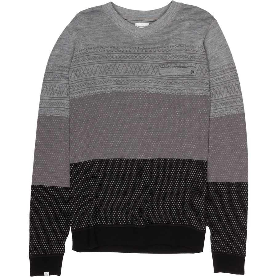 We Norwegians Skumring Crewneck Sweater - Mens