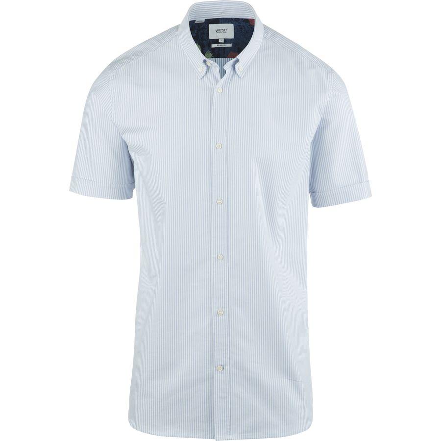 WeSC Mailer Shirt - Short-Sleeve - Mens