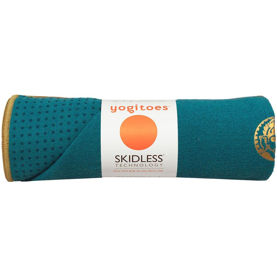Yogitoes Skidless Towels, a popular yoga product, promise to reduce slipping on your mat. Read about this yoga towel to see if you should try one.