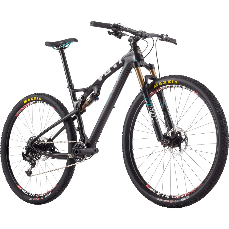 yeti cycles asr carbon x01 complete mountain bike 2015. Black Bedroom Furniture Sets. Home Design Ideas