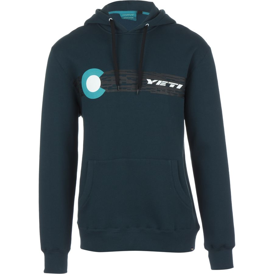 Yeti Cycles Mayday Track Pullover Hoodie - Men's