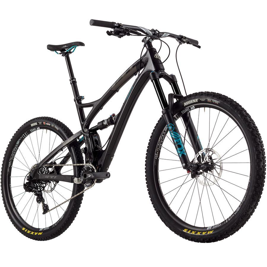 Yeti Cycles SB5 Enduro Complete Bike - 2016