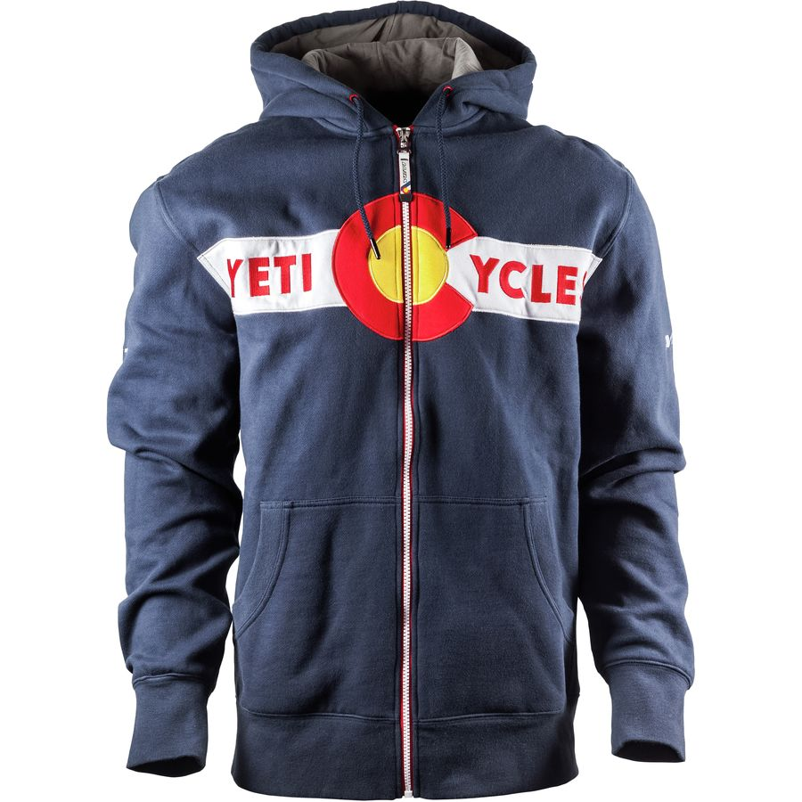 Yeti Cycles CO Flag Mayday Hoodie - Men's
