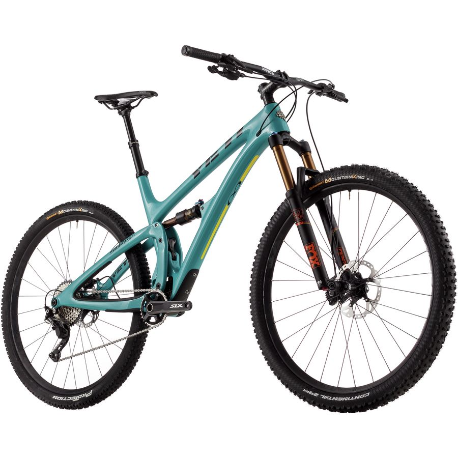 Yeti Cycles SB4.5 Carbon SLX Complete Mountain Bike - 2016