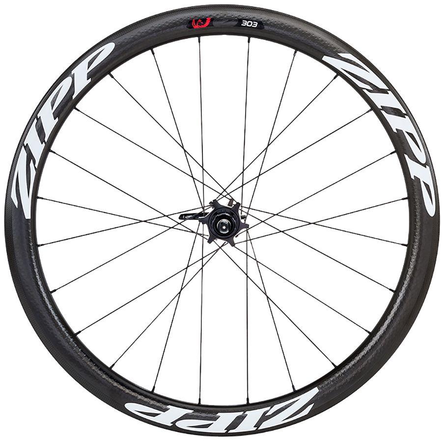 Zipp 303 Firecrest Carbon Disc Brake Road Wheel - Tubular