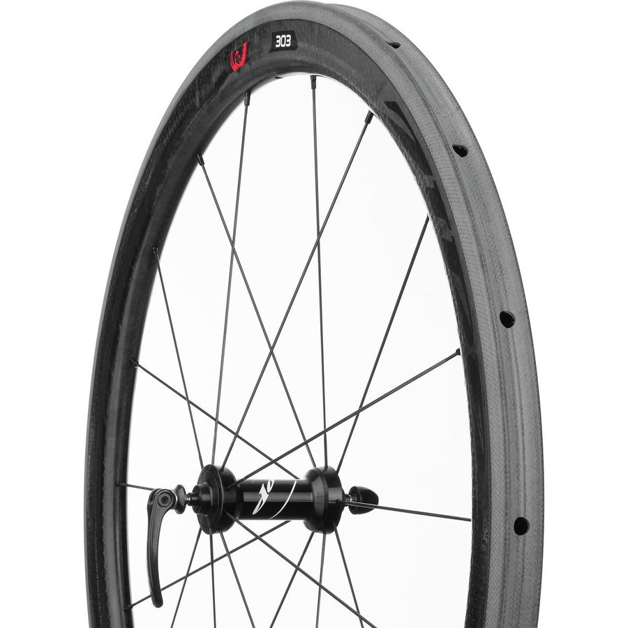 Zipp 303 Firecrest Carbon Road Wheelset - Tubular