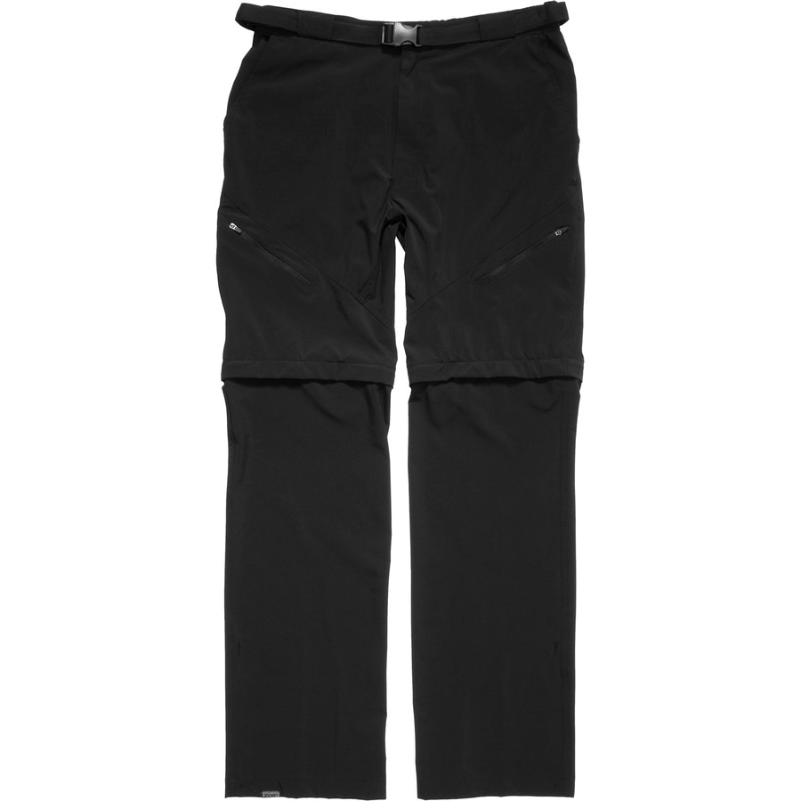 ZOIC Black Market Convertible Pant without Liner - Mens