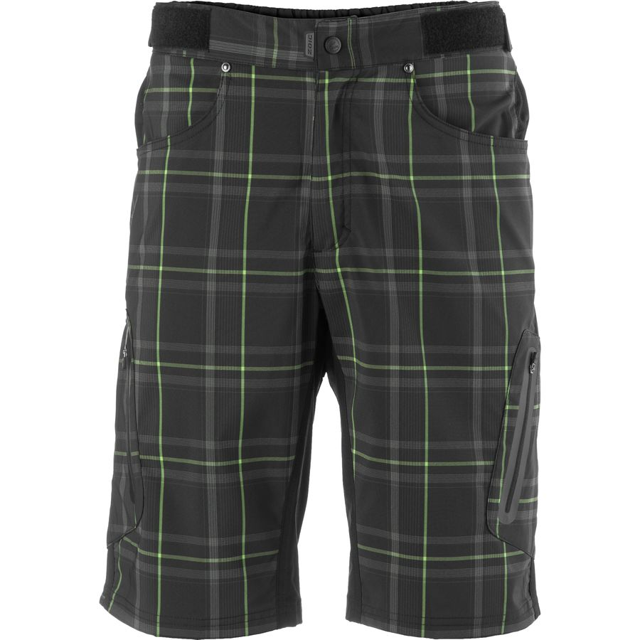 zoic men's mountain bike shorts
