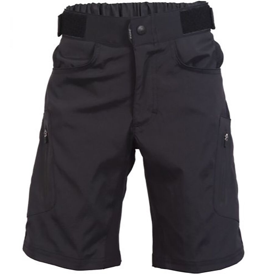 Men's padded bike shorts are designed to keep you comfortable in the saddle. Select from a variety of materials and cuts for the fit that's right for you. Go for a pair of relaxed-fitting cargo shorts or try the sleek, compression-inspired biking shorts. Some women's bike shorts come with reflecting fabric and details, keeping you more visible to motorists during evening rides.