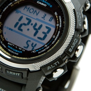 Shop for Casio Protrek PAW2000 Altimeter Watch