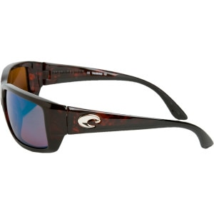 Shop for Costa Del Mar Fantail Polarized Sunglasses - Costa 580 Glass Lens